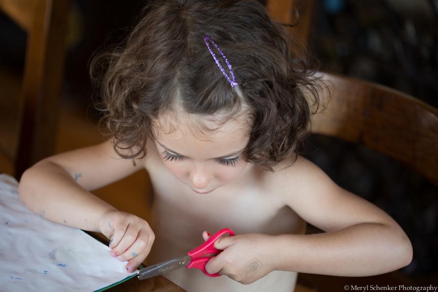 Ari, Four years old